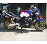 レンタルバイク//CB400SF(400cc)