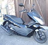 レンタルバイク//PCX125