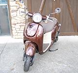 レンタルバイク//50cc原付スクー ター(Today)